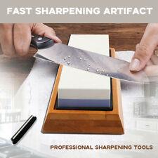 6000/1000 Dual Whetstone Waterstone Knife Sharpening Water Wet Stone Sharpener