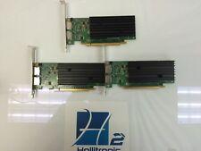 (3)Dell 0X175K X175K Quadro NVS 295 PCI-E 256MB GDDR3 Dual D-Port Video Card 4A