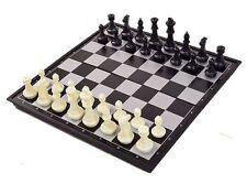 Nuevo Magnético Plegable, Tablero De Ajedrez Juego set/high Calidad ajedrez tamaño 32 Cm X 32 Cm