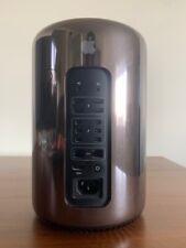 Apple Mac Pro 6,1 Cylinder (A1481) Quad-Core 3.7GHz, 32GB RAM, 1TB, D300 2GB VG