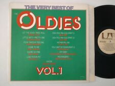 VERY BEST OF THE OLDIES LP VOL.1 UA-LA 384-E MOTHER-IN-LAW LOVE POTION #9