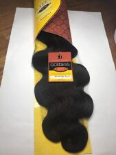 "Sensationnel Remi Goddess Gold Yellow BODY_WAVE_100% Human Hair Remy_18""_#2"