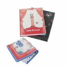 Celia Birtwell Special Edition Box Set with Book and Scalf - Rare - HOCKNEY