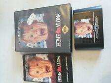 Solo en casa para el SEGA Mega Drive en caja y COMPLETO PAL Reino Unido * por favor leer descripción *