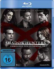 SHADOWHUNTERS - SEASON 2 - The Mortal Instruments - Blu Ray Region ALL - second
