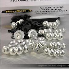 PRO-BOLT FHO099-S FAIRG KT -CBR600RR 07-11 SIL