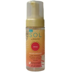 Sol Sunless Tanning Water Mousse  5 fl oz