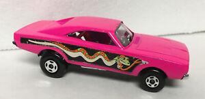 Matchbox Superfast DODGE DRAGSTER FUNNY CAR  - no70 - Original 1971 Nice