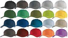 FLEXFIT BASEBALL CAP Original Blank Basic Basecap XS S/M L/XL XXL Flex Kappe Hat