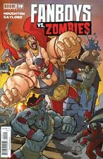 Fanboys vs Zombies #19 (NM) `13 Houghton/ Gaylord