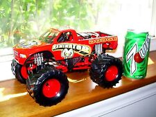 MUSCLE MACHINES MONSTER TRUCK 1/24 SCALE DIECAST DODGE RAMINATOR