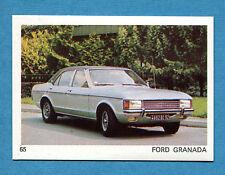 AUTO E MOTO - Figurina-Sticker n. 65 - FORD GRANADA -New