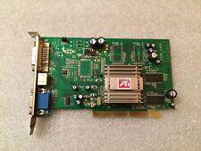 Scheda video Sapphire Radeon 9200SE 1024-hc13-04-SA 128mb DDR 8X AGP VGA DVI TV