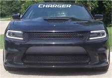dodge Charger windshield vinyl decal sticker window