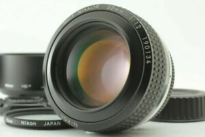 Nikon Noct-Nikkor 58mm F/1.2 AIS Ai-S Lens From Japan # 156