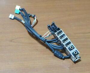 SwitchBoard HP (front panel) per modelli Elitedesk SFF e CMT P/N 611897-001