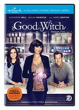 THE GOOD WITCH - SEASON 2 (3 disc set)   DVD - REGION 1 - SEALED