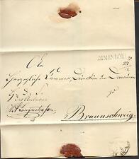 IMMENDORF 1848 ca VORPHIALBRIEF(R0615