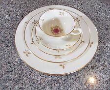 Lenox  RHODORA  12 place settings, dinnerware fine china, 60 pieces