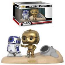 Star Wars - C-3PO and R2-D2 Escape Pod Landing Movie Moments Pop! Vinyl Figure