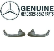 For Mercedes W203 C-Class Pair of Front Left & Right Pull Handles Orion Gray OES