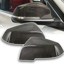 BMW CARBON FIBRE DOOR MIRROR COVER F20 F21 F22 F30 F31 F32 F33 FOR 1 3 4 series