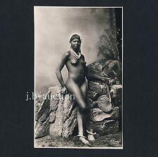 North Africa Nude Arab woman/nue arabe ou prostituée * vintage 50s photo
