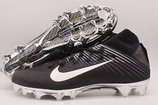 Nike Vapor Untouchable 2 Tb Football Black White Chrome Size 11 New 835831-010