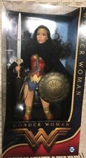 Wonder Woman Mattel Barbie Doll Collector Black Label DC w/ Cape Amazon Princess