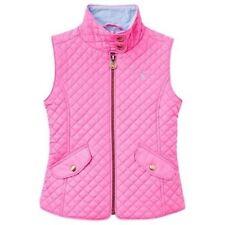 Vêtements gilet rose pour fille de 2 à 16 ans