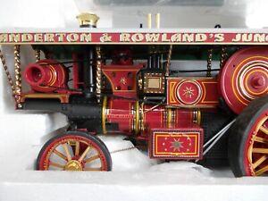 Midsummer Models Earl Beatty Showmans Engine 1:24 scale Limited Edition BNIB