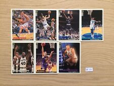NBA UPPER DECK #97 Collector's Choice Equipes Diverses Multi Equipes 1995 1996
