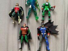 batman action figure kenner bundle - batman forvever
