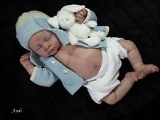 ❤️Reborn Doll Baby❤️ Custom Made From Andi Asleep❤ Christmas Order ❤Not Silicone