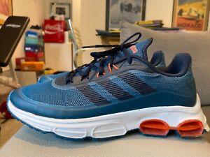 Adidas Quadcube Running Shoes Size 9UK