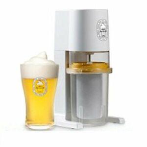 """""""New Frozen Beer SLUSHIE Maker by Kirin Ichiban, Ver 2012"""" Keep Cool Frozen"""