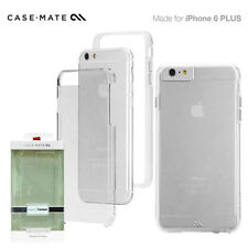 CaseMate Naked Tough Transparent Dual LayerProtective Case For iPhone 6/6s Plus