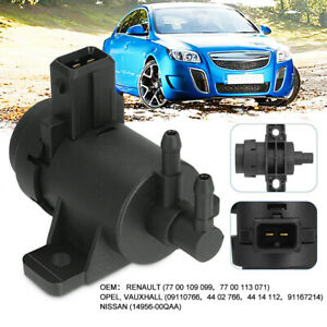 Boost Pressure Solenoid For OPEL Movano VAUXHALL RENAULT Clio Kangoo NISSAN
