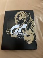 Gran Turismo Sport Limited Edition Steelbook RARE () (PS4) -