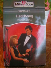 Mills and Boon Vintage Books - HEARTSONG by Melinda Cross