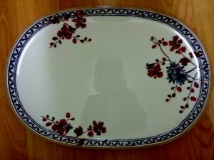 VILLEROY AND BOCH LARGE PLATER 'AS NEW' UNUSED