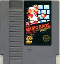 SUPER MARIO BROS BROTHERS GAMES NINTENDO GAME ORIGINAL NES HQ