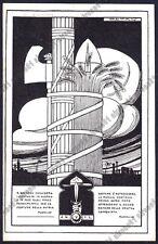VOLONTARI ITALIANI DI LIBIA - FASCISMO - COLONIALE - Illustrat. OSTAN Cartolina