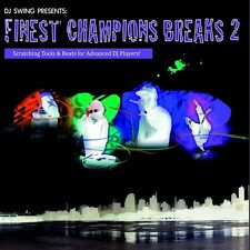 DJ SWING - FINEST CHAMPIONS BREAKS VOL.2 (TRA   VINYL LP NEU