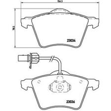 BREMBO Brake Pads P 85 052 Brake Shoe