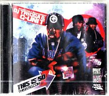 DJ Trigga & G-Unit This Is 50 CD (NEW 2008 The Mixtape Gangsta) 50 Cent Prodigy