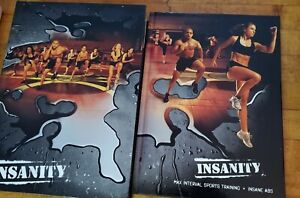 Insanity 10 DVD Workout Set with Max Interval insane abs