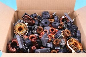 Wholesale Lot Vitec Toroid Inductor High Power & Current Sensing Inductors