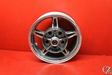 P 08-16 TRIUMPH SPEEDMASTER SPEED MASTER 865 REAR WHEEL BACK RIM STRAIGHT