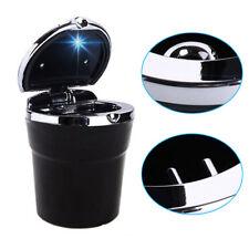 G59 KFZ Autoaschenbecher Aschenbecher LED Beleuchtung Getränkehalter Gluttöter